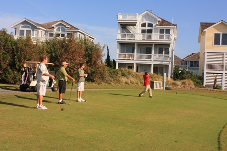 golf outer banks