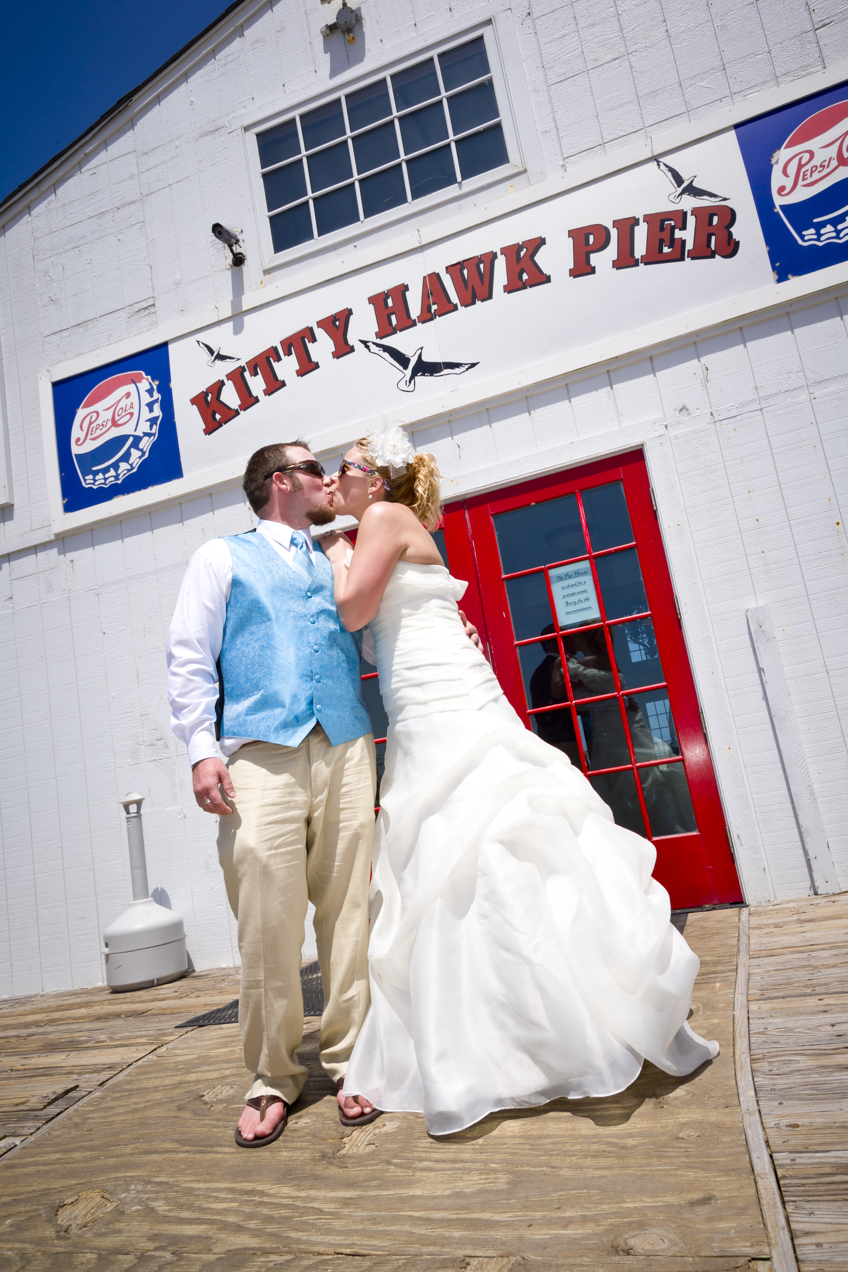 getting married on the outer banks nc